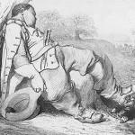 l'ogre - gravure Gustave Doré extrait des Contes de Charles Perrault -